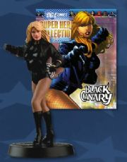 Eaglemoss DC Comics Super Hero Figurine Collection #054 Black Canary